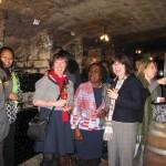 Thiessen wine cellar